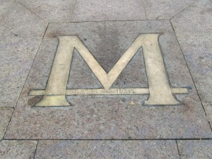 "The Brass ""M"""