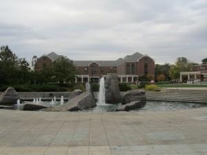 Broyhill Fountain